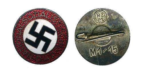 Two New Badges.