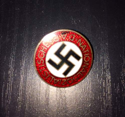 NSADP pin just acquired