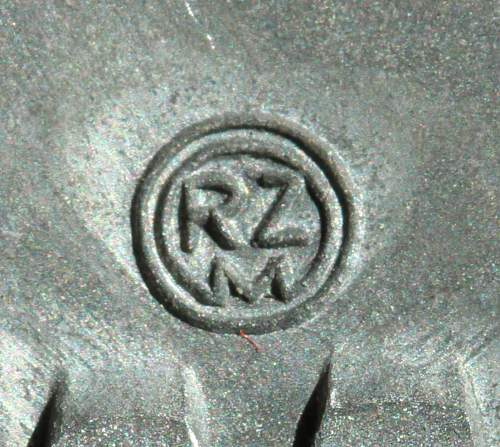 NSDAP Parteiabzeichen RZM M1/90 - Need Opinions