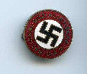 Small hofstatter & Bonn party badge secured today.