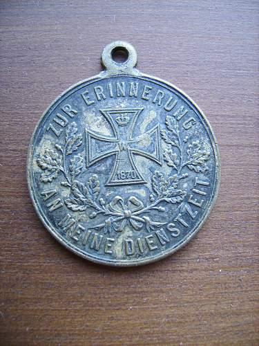 Nazi party members lapel badge ?
