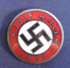 Adolf Hitler Abzeichen