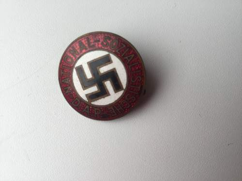 Help with NSDAP pin!
