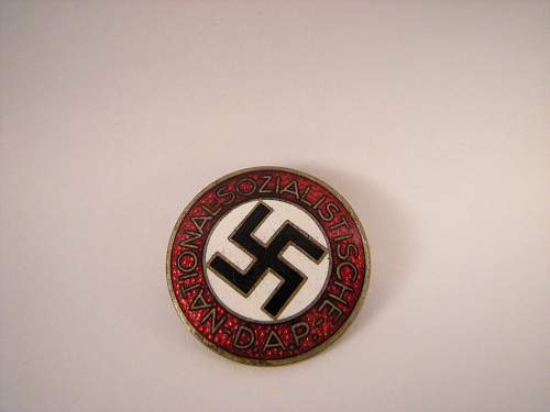 Click image for larger version.  Name:NSDAP party pin M1,105 Hermann Aurich.jpg Views:12 Size:349.5 KB ID:818158