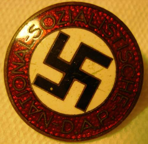 NSDAP M1/14, is this ok?