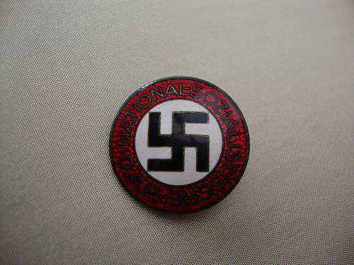Party badge M1/101