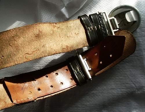 German WWII belt buckle... to identify. Help