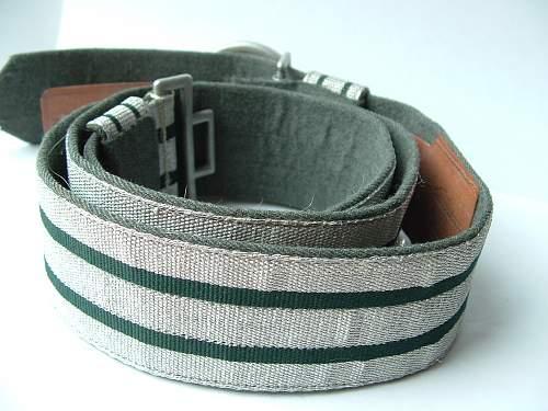 WH brocade belt ID ?