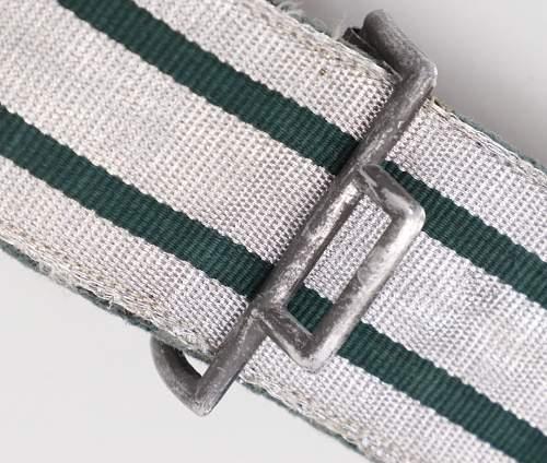 Heer Officer Belt. Opinions?
