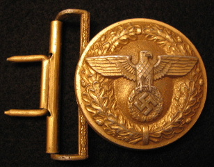 Political Leader's buckle