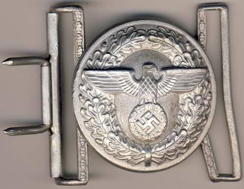 NSDAP Leader but Silver