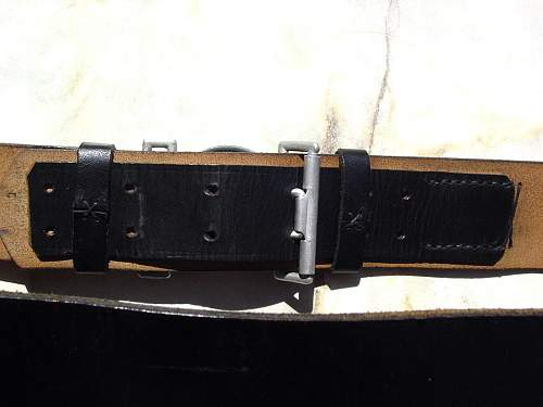 Police Officers belt