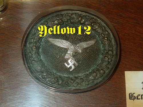 Artefact Luftwaffe General