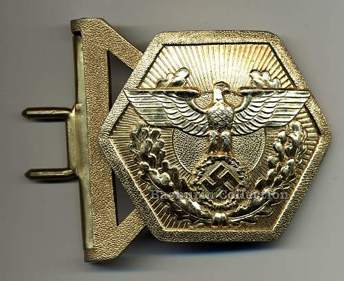 Rmbo or political buckle