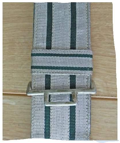 Heer Officer Parade Belt/Buckle