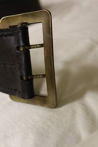 Possible Heer Belt??