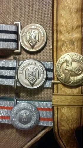 Luftwaffe officers