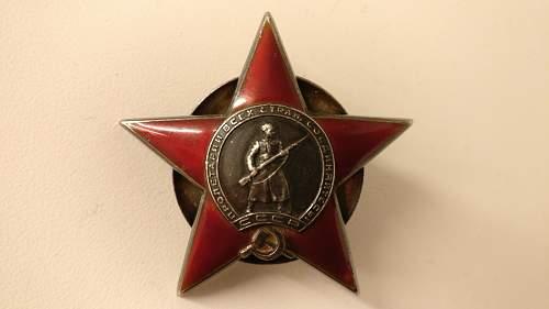 Red Star #8532