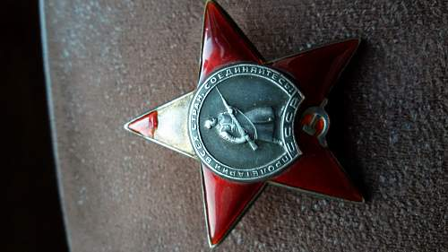 Red Star # 1883668 engraving good?