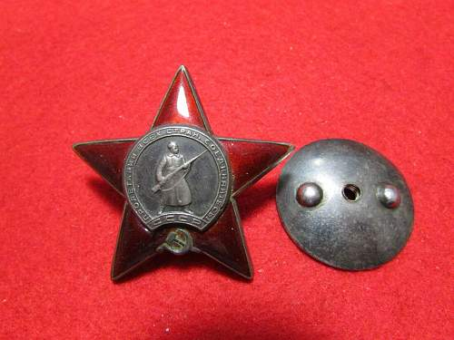 Thoughts on Red Star 3 rivet #27541