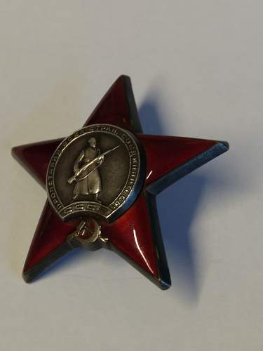 Order of the Red Star 1149863