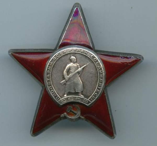 Master sergeant boris dmitriev