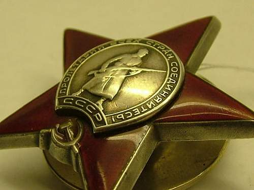 Order of the Red Star: 3240142