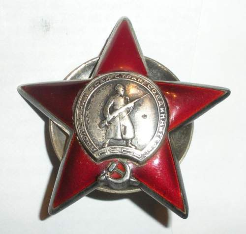 Click image for larger version.  Name:Order of Red Star 992871 - front.jpg Views:60 Size:50.2 KB ID:246441
