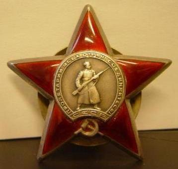 Researched Red Star