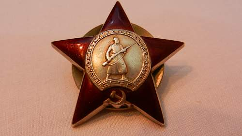 Order of the Red Star: 2527452