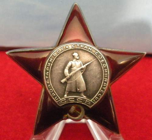 Order of the Red Star, 1864702