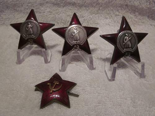 3rd Order of the Red Star #1719751