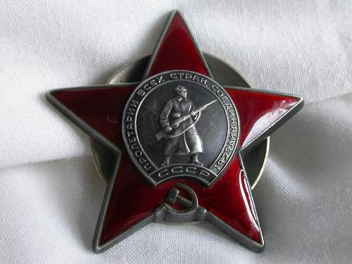 Order of the Red Star: 3267436