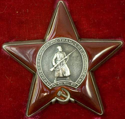 New Deliveries - Red Stars
