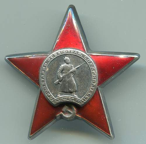 Red Star, #709085, Scout Platoon Leader