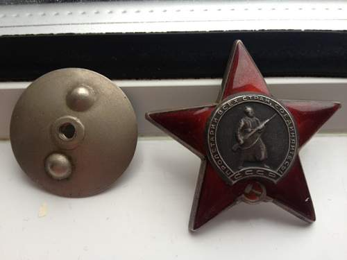 another Order Of The Red Star