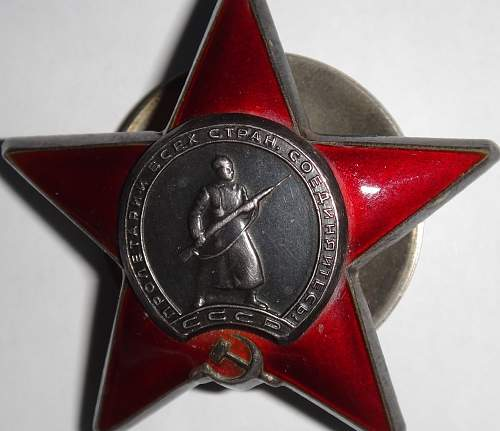 New buy: researched Red Star