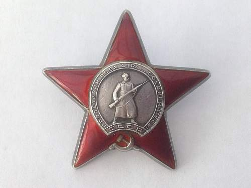 New MZPP Red Star, 1945. Researched.