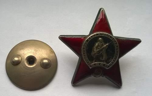 Red Star # 735187