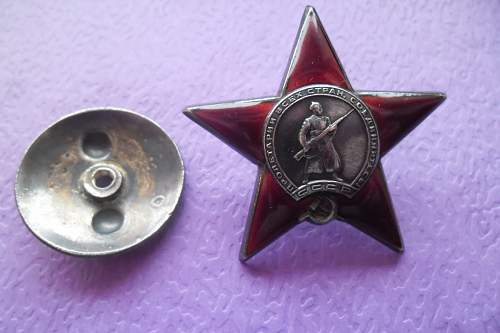 What do you thinkk about this Red Star Order ?