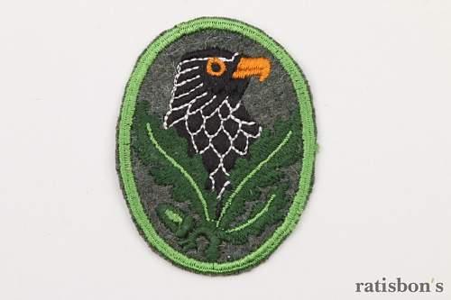 Click image for larger version.  Name:sniper badge 1.JPG Views:23 Size:136.8 KB ID:1002426