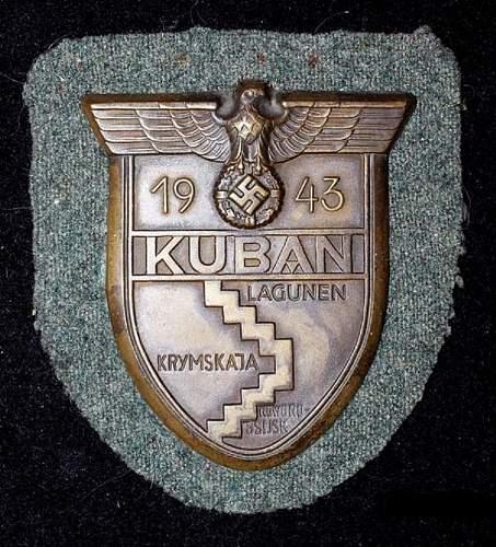 Click image for larger version.  Name:kuban shield fake.jpg Views:14 Size:137.8 KB ID:1002784