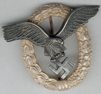 Pilot Badge Fake Gallery