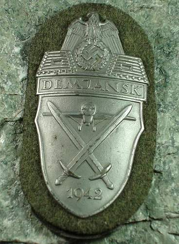 Demjansk Shield
