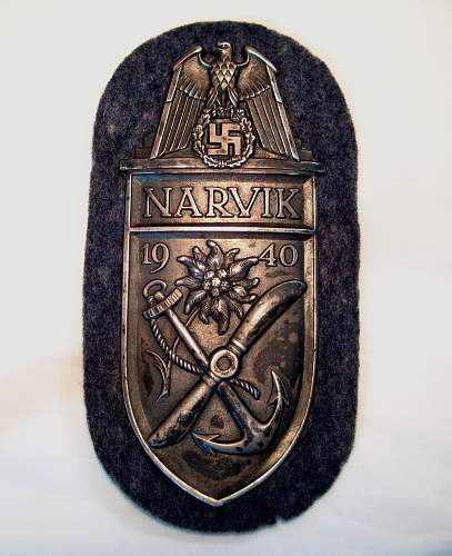 Narvik Shield, opinions please?