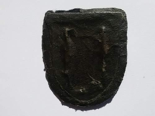 Kuban shield Karl  Wurster