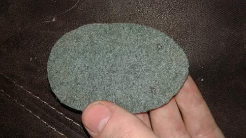 Cloth Back Lappland shield