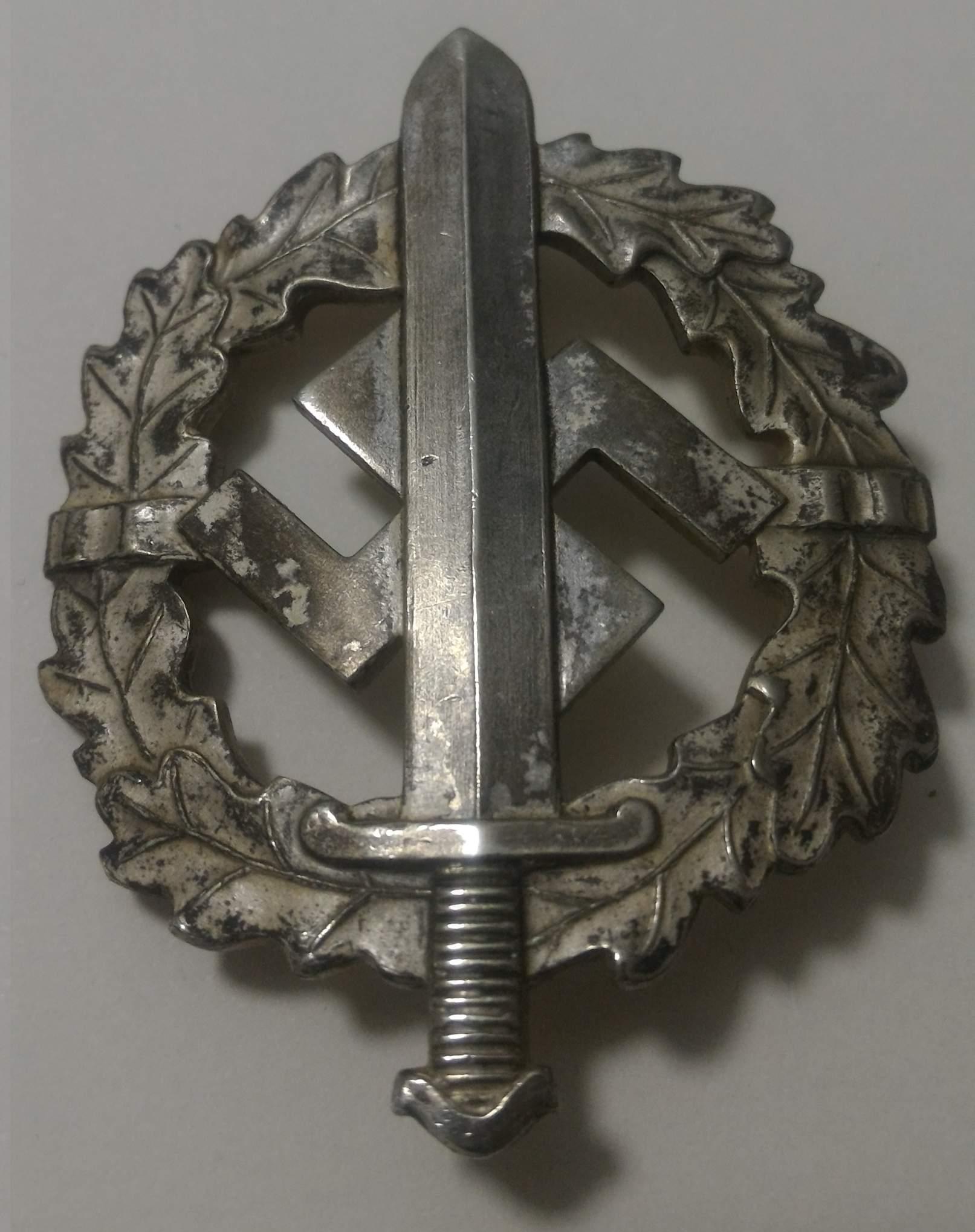 1104628d1503360430-sa-sportabzeichen-silber-type-1-a-p_20170821_194917 Verwunderlich Reich Werden Mit Silber Dekorationen