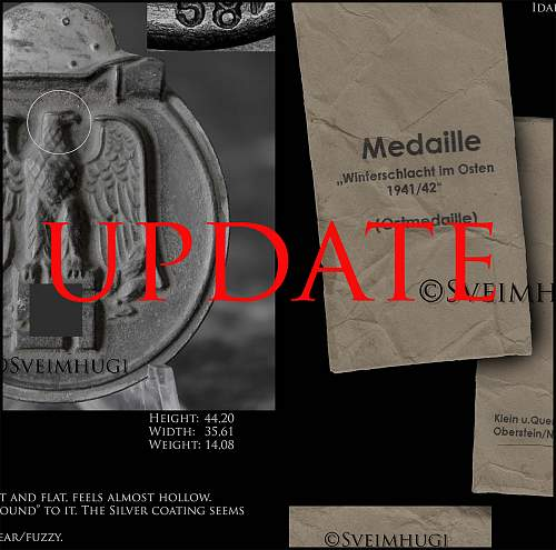 NEW Online database for the Ostmedaille
