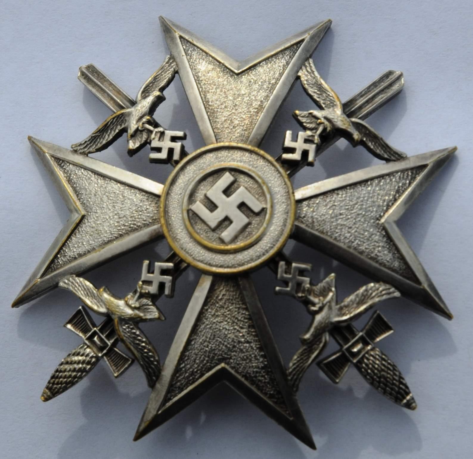 1133400d1511141264-spanienkreuz-silber-mit-schwerter-013 Verwunderlich Reich Werden Mit Silber Dekorationen